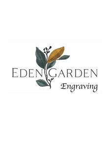 Ring engraving service - Eden Garden Jewelry™