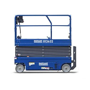 Self-Propelled Electric Scissor Lift IX2632