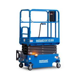 Push Around Mini Scissor Lift IX1330