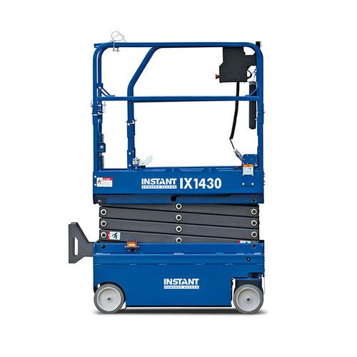 Self-Propelled Mini Scissor Lift IX1430
