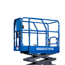 Load image into Gallery viewer, Self-Propelled Mini Scissor Lift IX1430