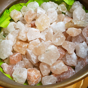Pink Salt chunks