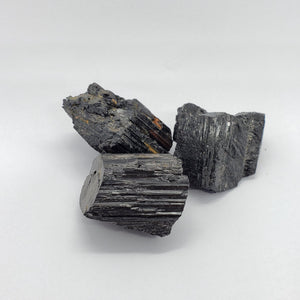 Black Tourmaline chunks Lg.