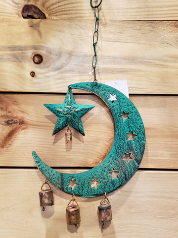 Moon Star and Bells chime