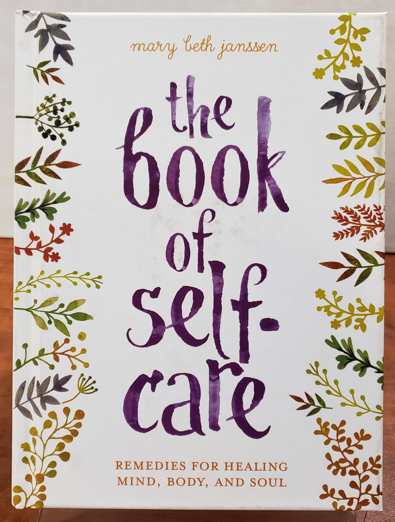 The Book of Self-Care