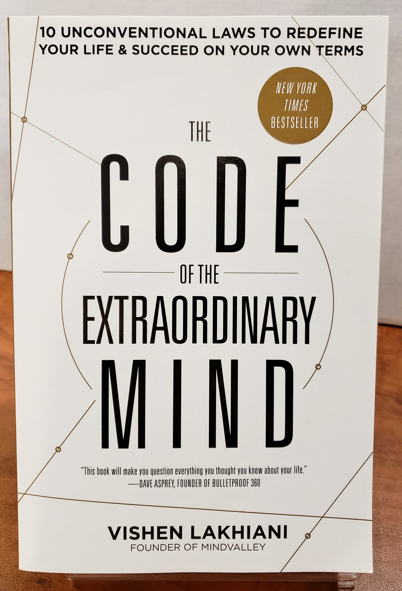 The Code of the Extraordinary Mind