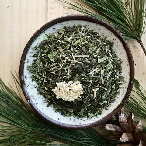 Awaken | Green Mint Tea Blend