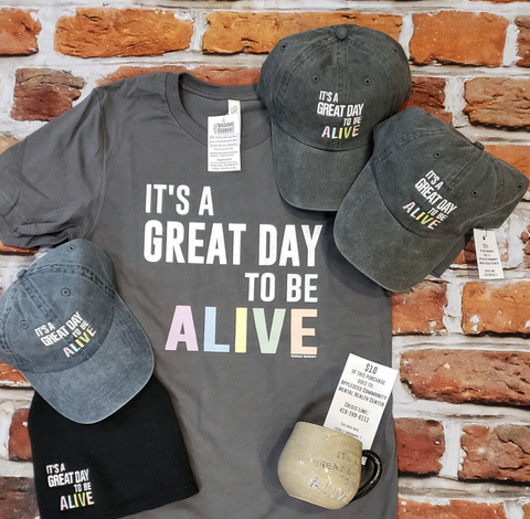 Great Day to be ALIVE baseball hat