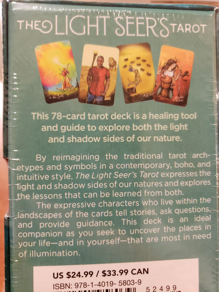 The Light Seer's Tarot