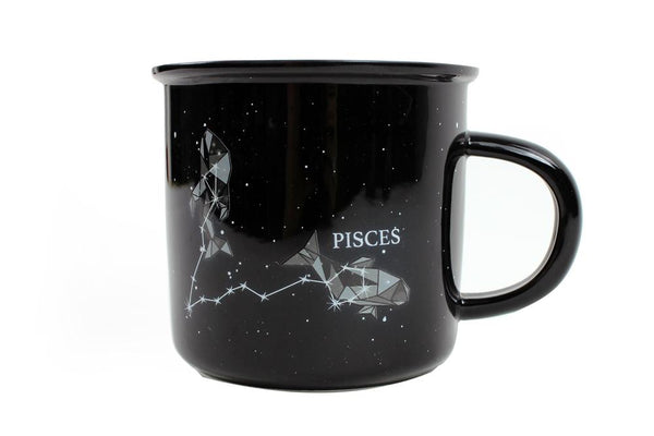 Pisces astrology mug