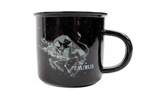 Taurus astrology mug