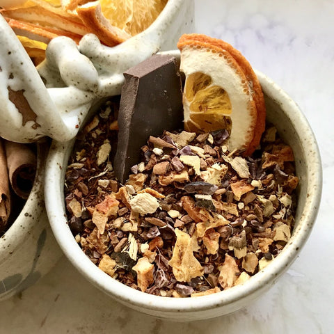 Chocolate Chai | Red Tea Blend