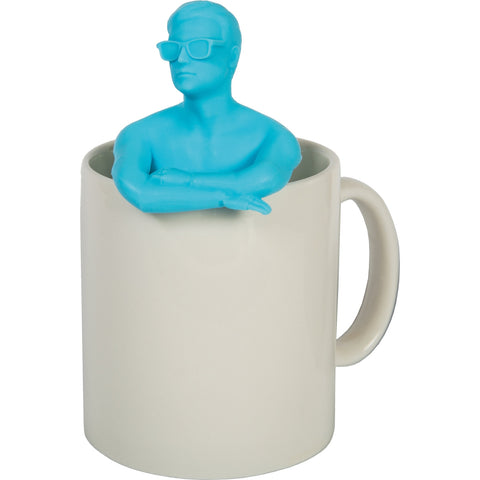 Cool Man tea infuser