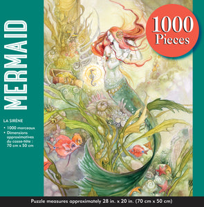 Mermaid puzzle 1000pc