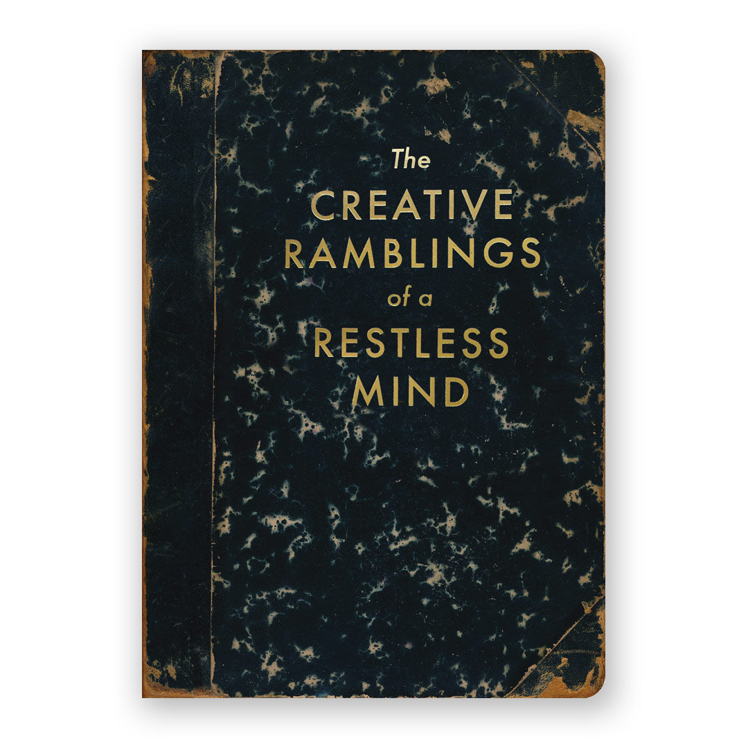 Creative Ramblings notebook