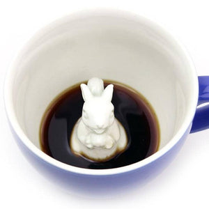 Squirrel creature cup