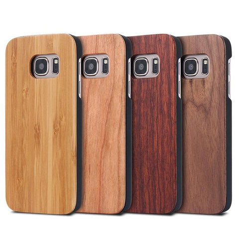Bamboo & Wooden Samsung & IPhone Cases