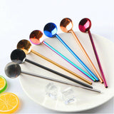 Reusable Drinking Straw Spoon Pack (new)