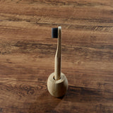 Toothbrush Holder - Bamboo - Eco Friendly