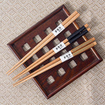Bamboo Japanese Chop Sticks