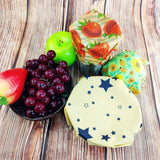 Zero Waste (Reusable) Storage Wrap Organic Sandwich & Cheese Food Wrapping