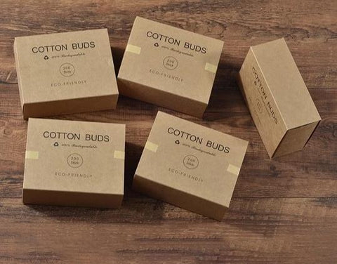 Bamboo Cotton Buds 1000 or 2000 (new)