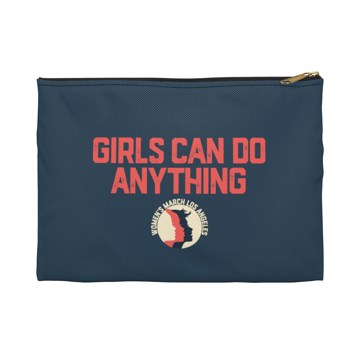 Girls can do anything Accessory Pouch