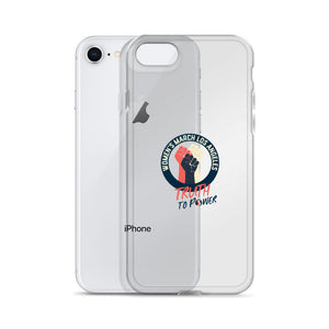 Truth to Power iPhone Case for light phone