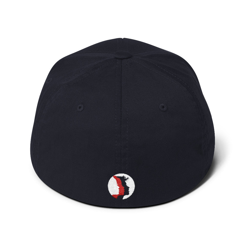 Women's March Warrior Structured Twill Cap