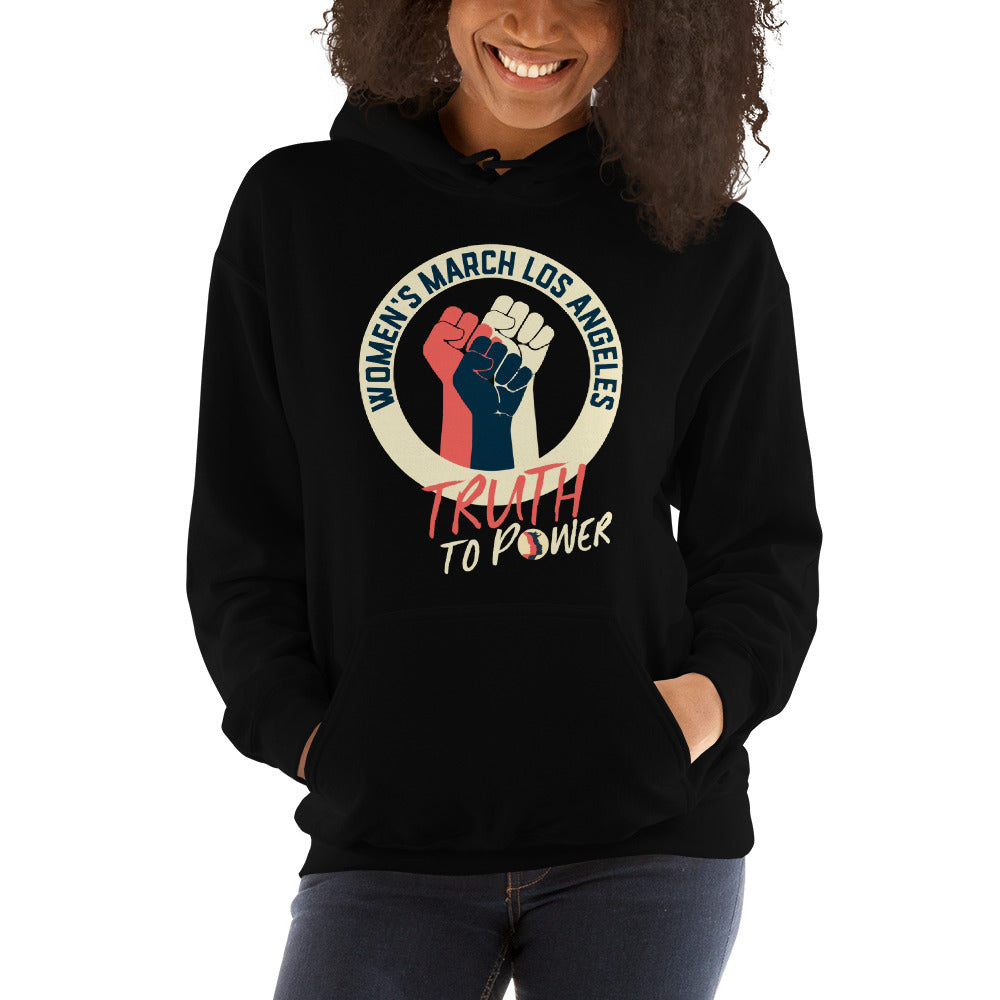 Truth to Power Unisex Hooded Sweatshirt