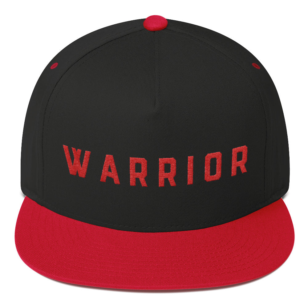 Women's March Warrior Flat Bill Cap