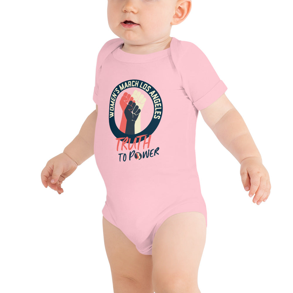 Truth to Power Onesie
