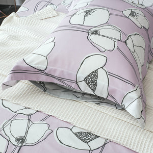 Valmu - Fitted Sheet with Pillowcase(s)