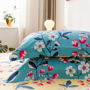 Inkeri - Fitted Sheet with Pillowcase(s)