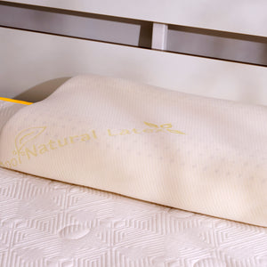 Natural Latex Pillow - Contour