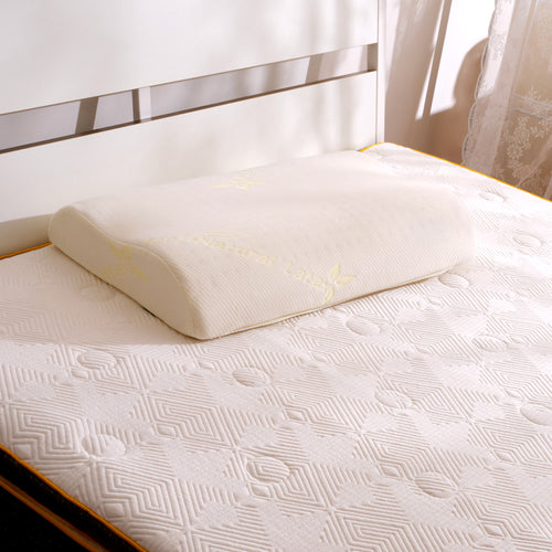 CS2 Natural Latex Pillow - Contour