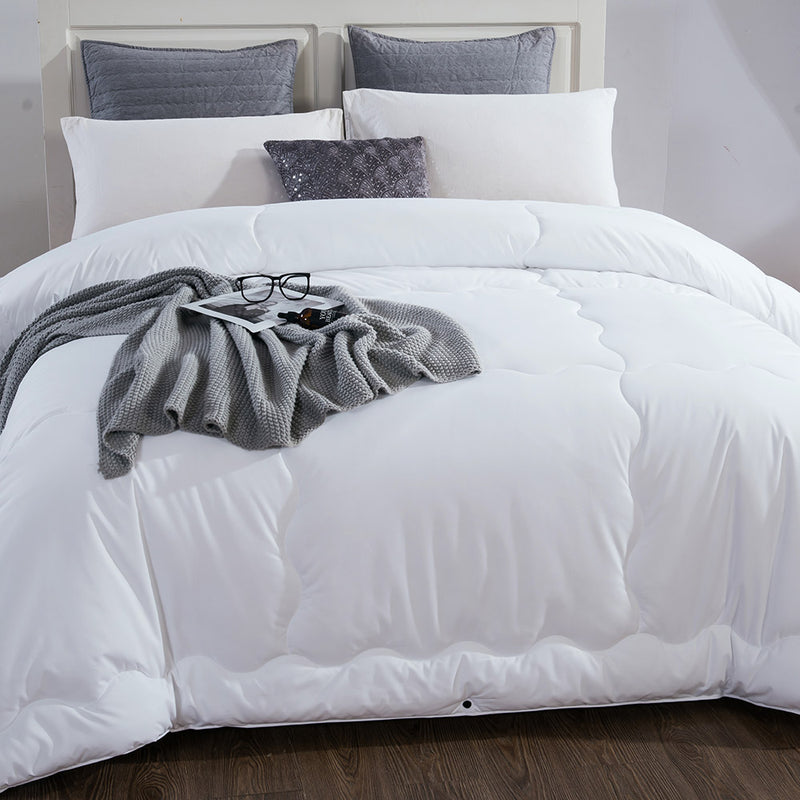 Anti-bacterial Angel Down Eco® Duvet (Summer)