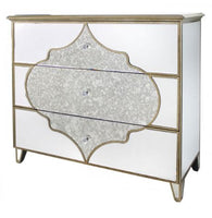 Selma Large Mirrored Chest