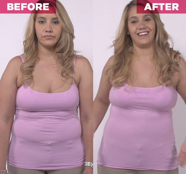 Contour and control your new body shape