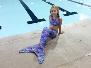 Aruban Wave Mermaid Tail Package