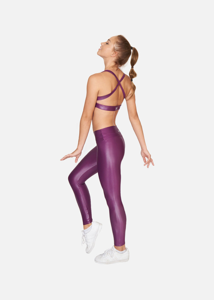 HiShine Tights Acai - Brava Body