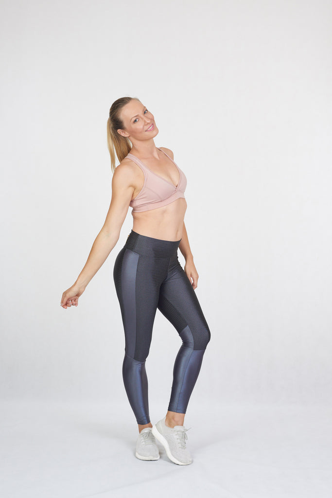 Wonder Tights Graphite - Brava Body