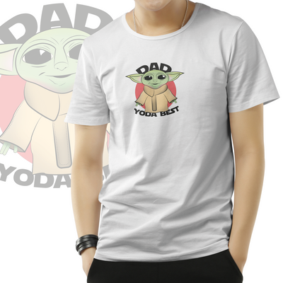 Dad Yoda Best T-Shirt