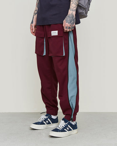 Sidezip Windbreaker Trousers