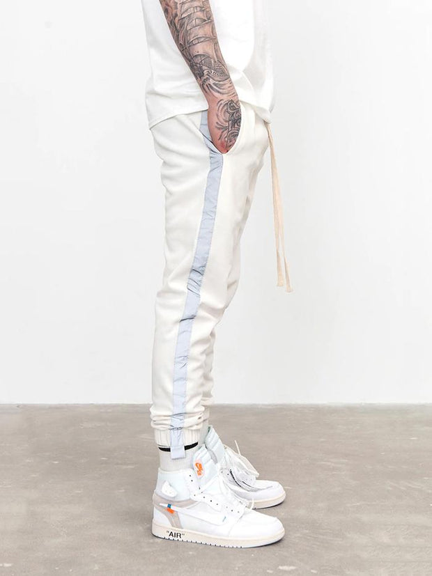 Reflective Sidestripe Sweatpants