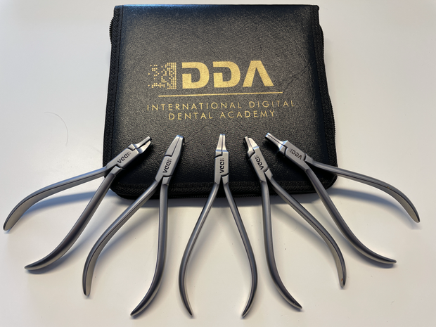 DDA Aligner Pliers Kit for Orthodontic Alignment