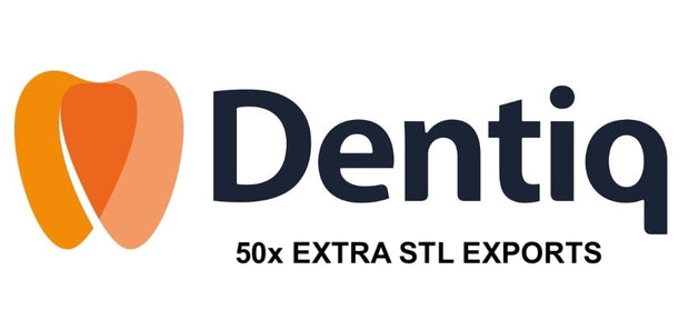 Dentiq Guide 50x STL Credits - SAVE 33% - £20 PER EXPORT