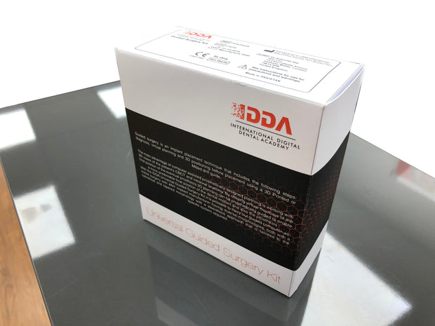 IDDA Universal Guided Surgery Implant Drill Kit (PREORDER - AUG/SEPT! 2020)