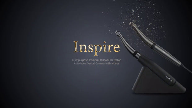 Inspire Intraoral Camera - UV, IR, AUTO FOCUS 5MP Camera