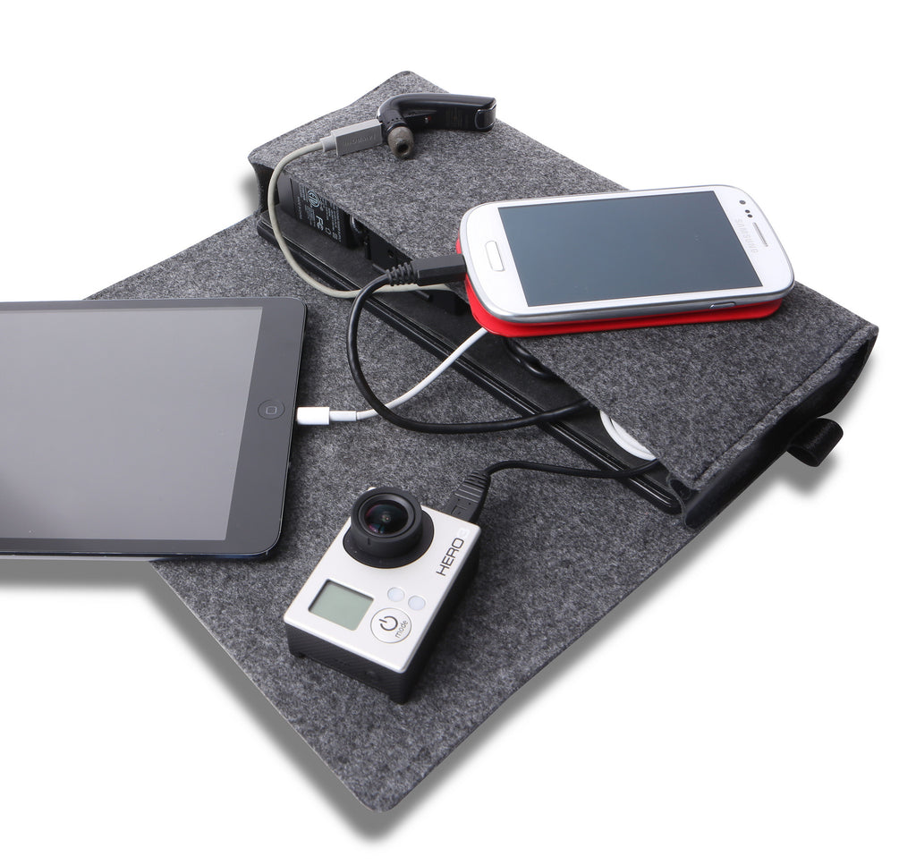Portable Charging Station - Power Folio